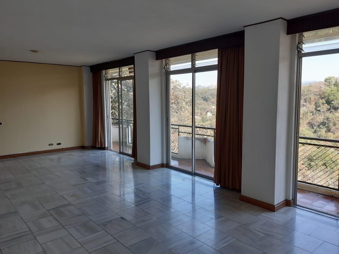 Apartamento en Alquiler en Zona 15 Valles de Vista Hermosa