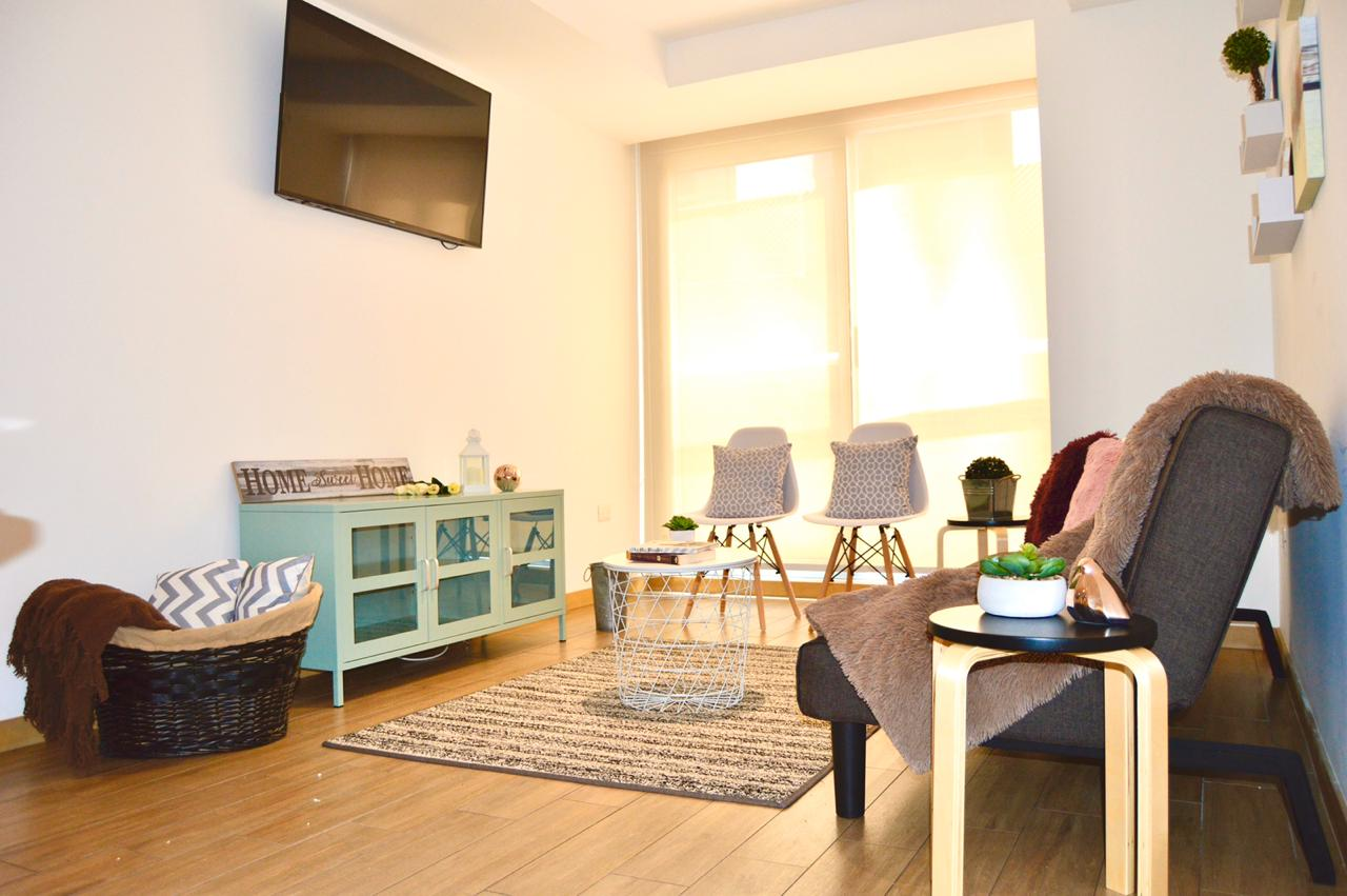 Apartamento Amueblado en Alquiler en Zona 10