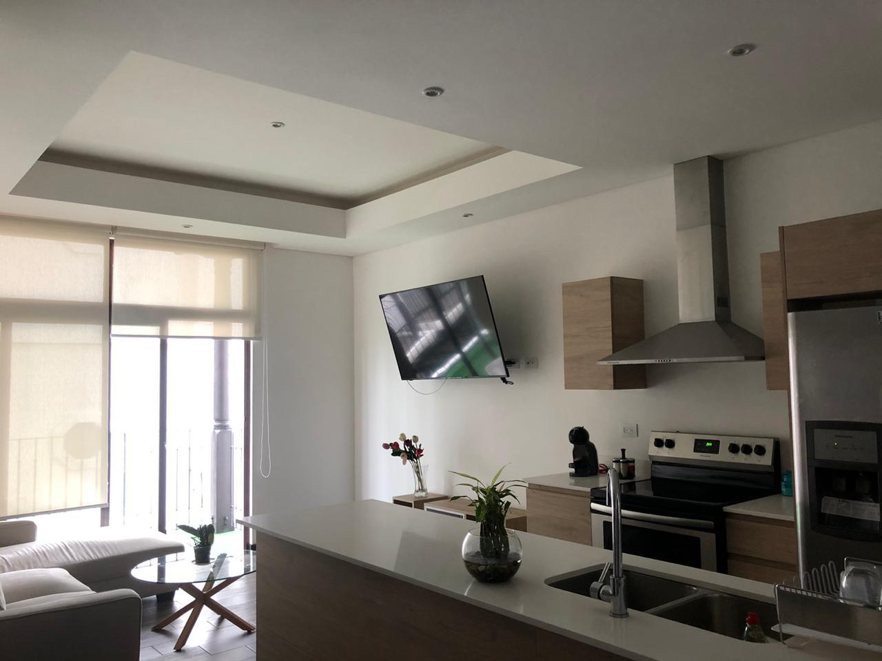 Apartamento Amueblado en Alquiler en Zona 16