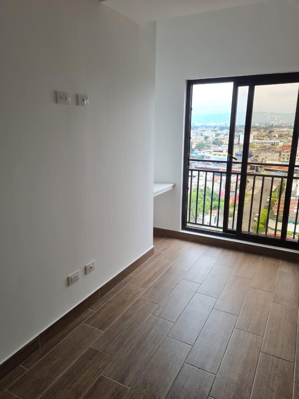 Apartamento en Alquiler de Un Dormitorio en Zona 11