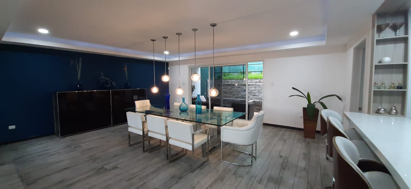 Casa Moderna en Venta en Residencial Bellas Luces